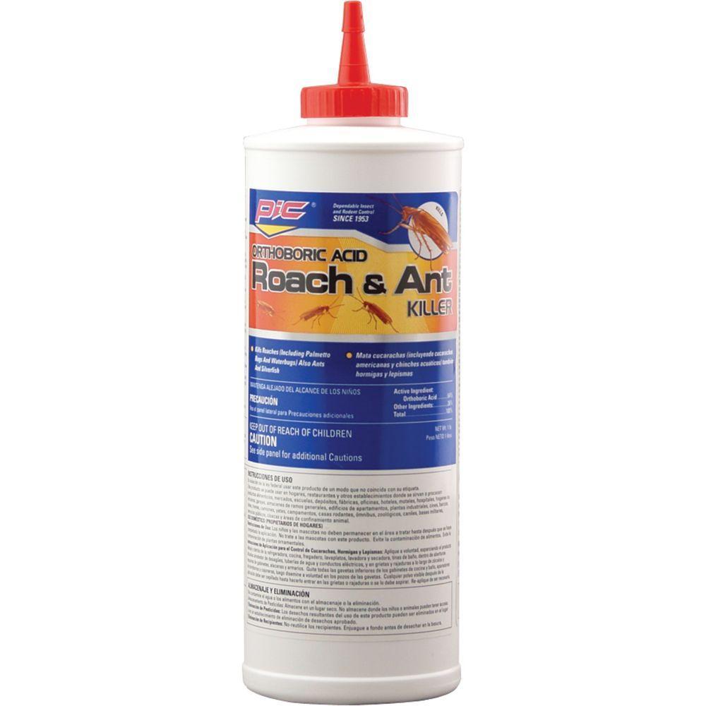 Boric Acid Roach Iii 3 Pack