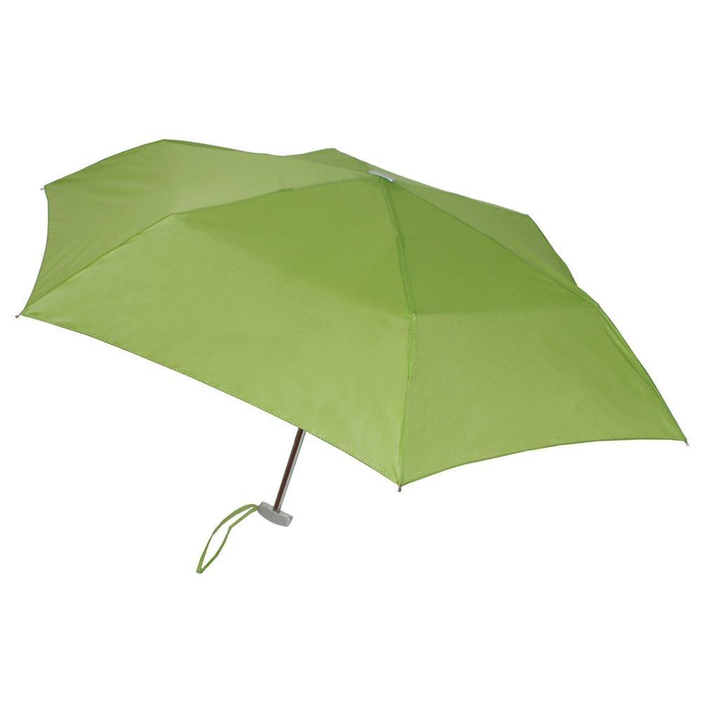 40 in. Arc Flat Pack Manual Umbrella in Leaf
