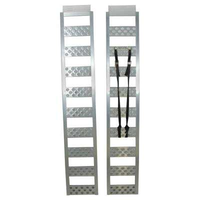 77 in. Straight Loading Ramp Pair