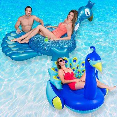 Peacock Swimming Pool Floats Combo Pack