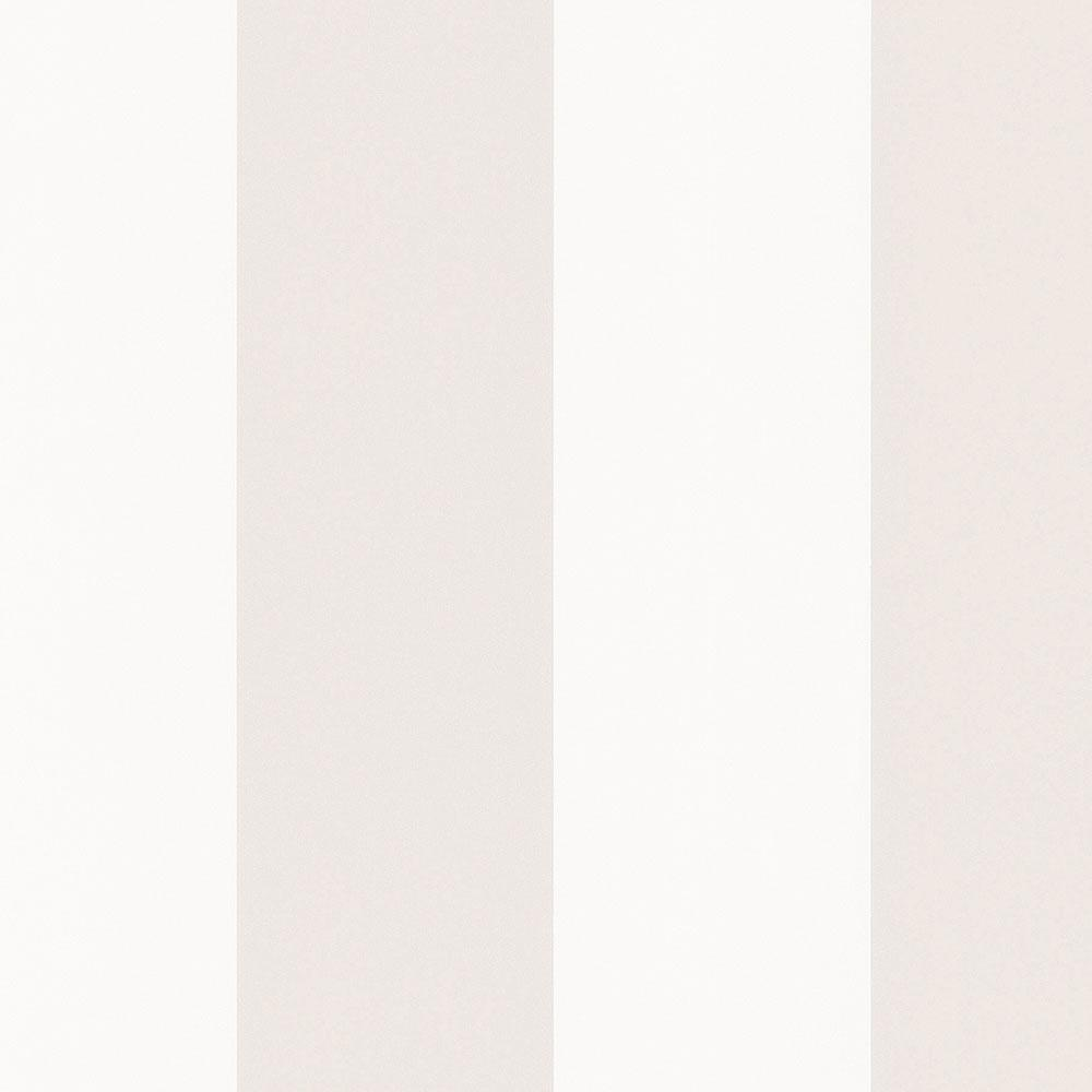 Norwall 5.25 in. Stripe Wallpaper, Pearl/Opaque White was $48.59 now $29.87 (39.0% off)