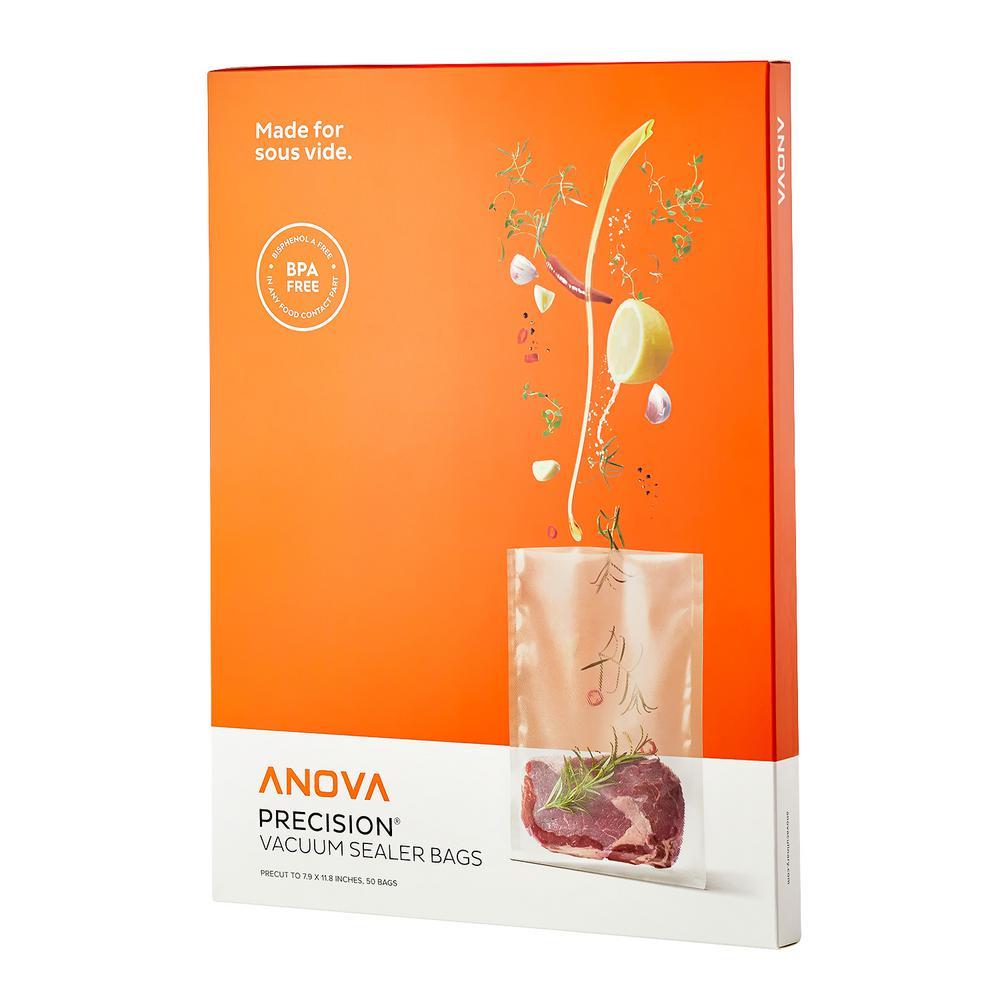 Anova Precision Clear Vacuum Sealer Precut Bags