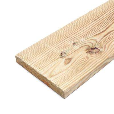 2 in. x 12 in. x 12 ft. #2 Prime Ground Contact Pressure-Treated Lumber