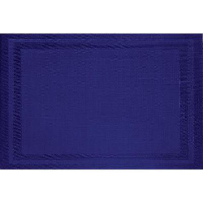 Cobalt Blue Basket Weave Placemat (Set of 8)