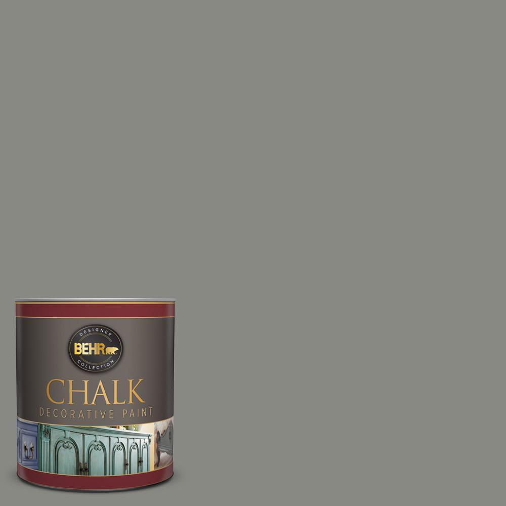 BEHR 1-qt. #BCP43 Tweed Coat Interior Chalk Finish Paint