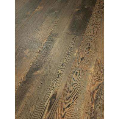 Pinebrooke Click 9 in. x 59 in. Cottage Resilient Vinyl Plank Flooring (21.79 sq. ft. / case)