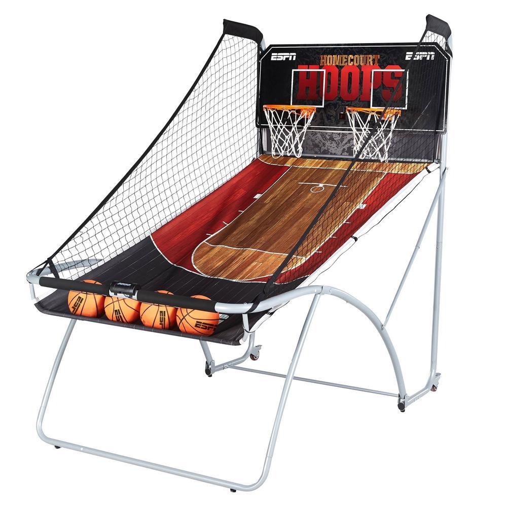EZ-Fold 2-Player Basketball Game