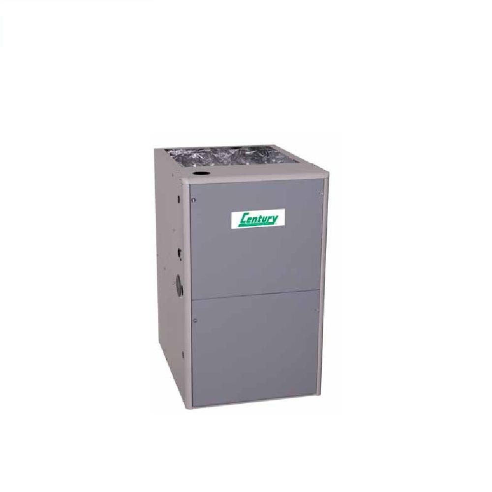 Century GUH Series 92% 108,000 BTU Single Stage Upflow Natural Gas Furnace
