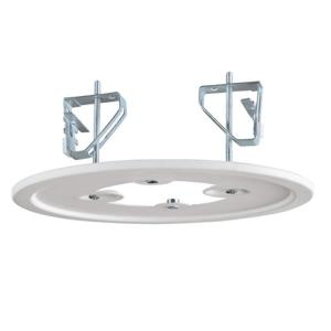 Hampton Bay 5 in White Recessed Conversion Kit18531000 The