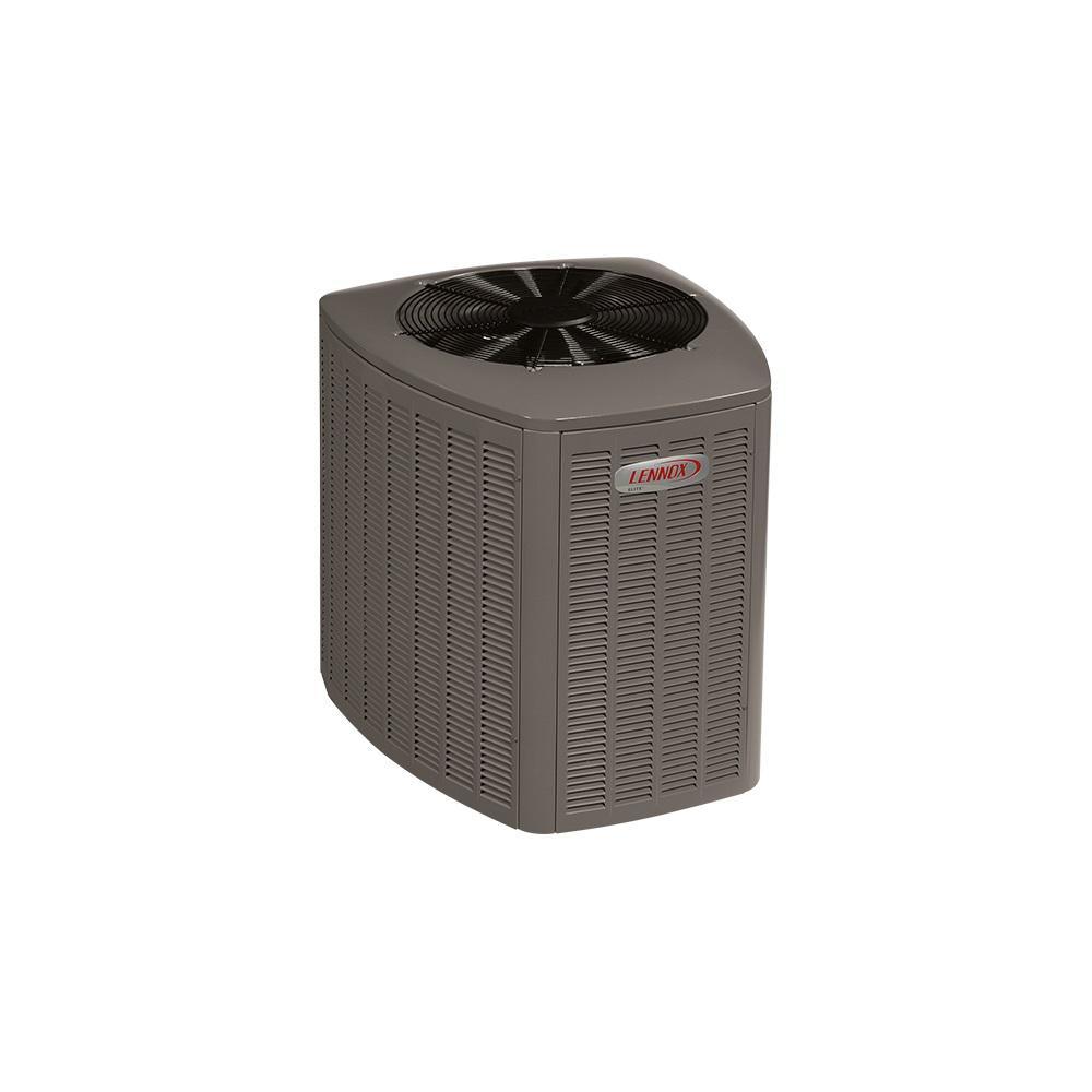 Lennox Installed Elite Series Air Heat Pump