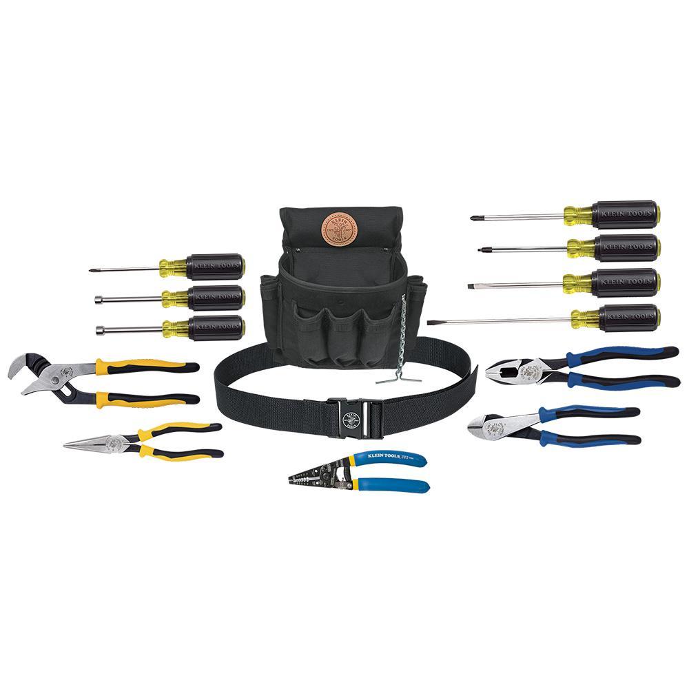 14-Piece Journeyman Tool Set