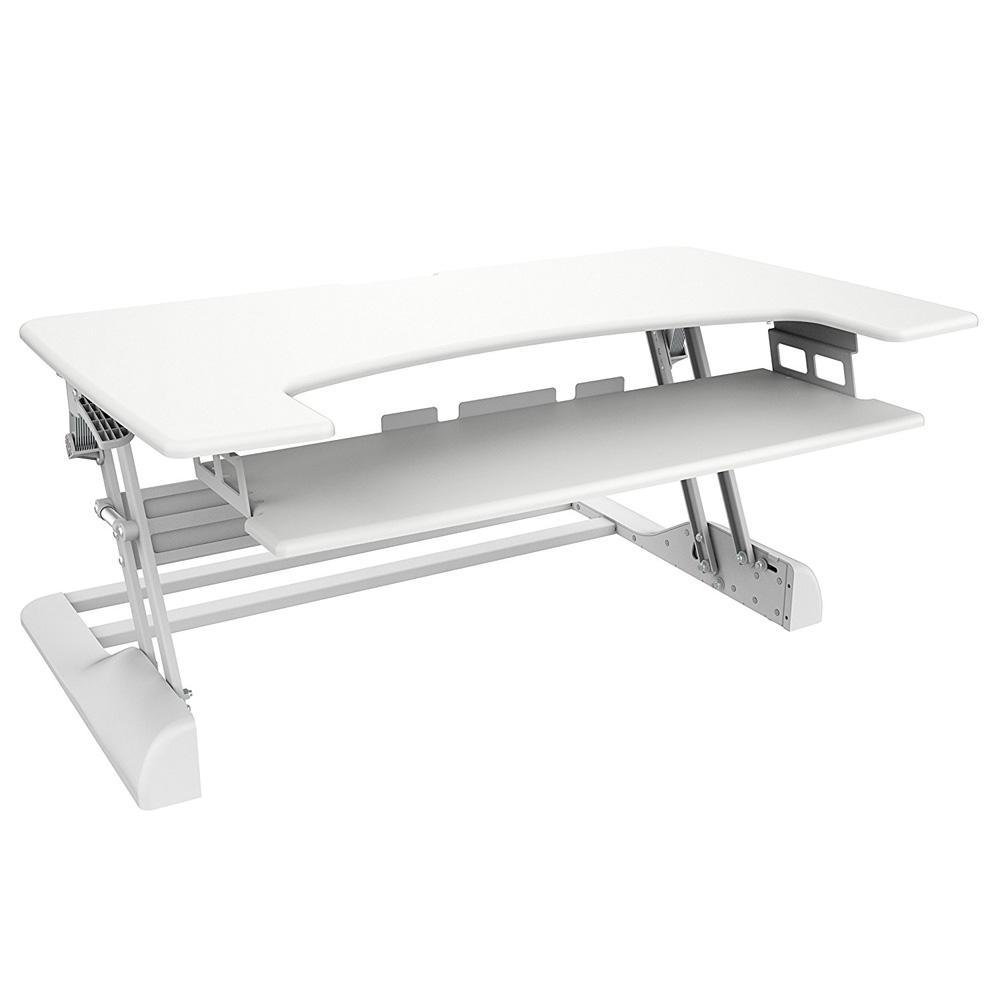 42 in. Freedom Desk, White