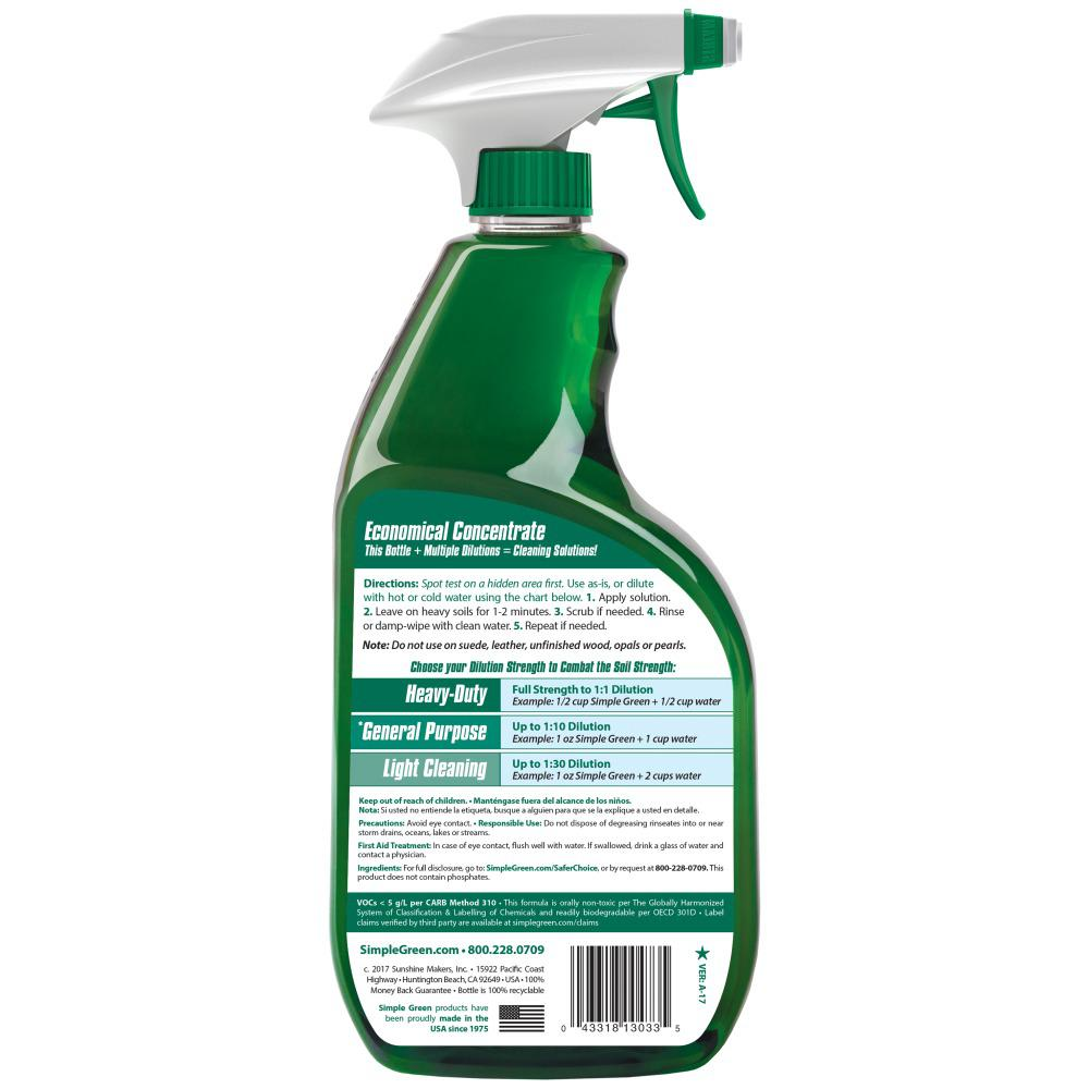 32 Oz Concentrated All Purpose Cleaner