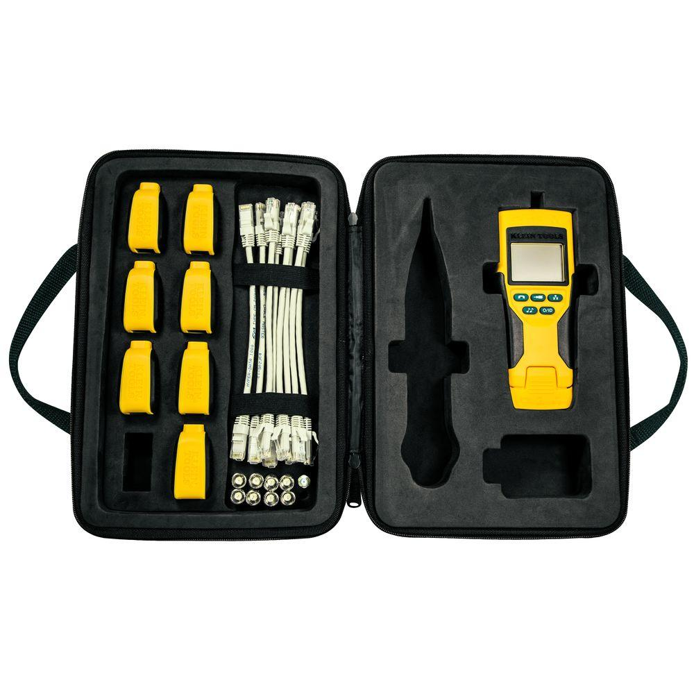 Klein Tools VDV Scout Pro 2 Tester and Test-N-Map Remote Kit