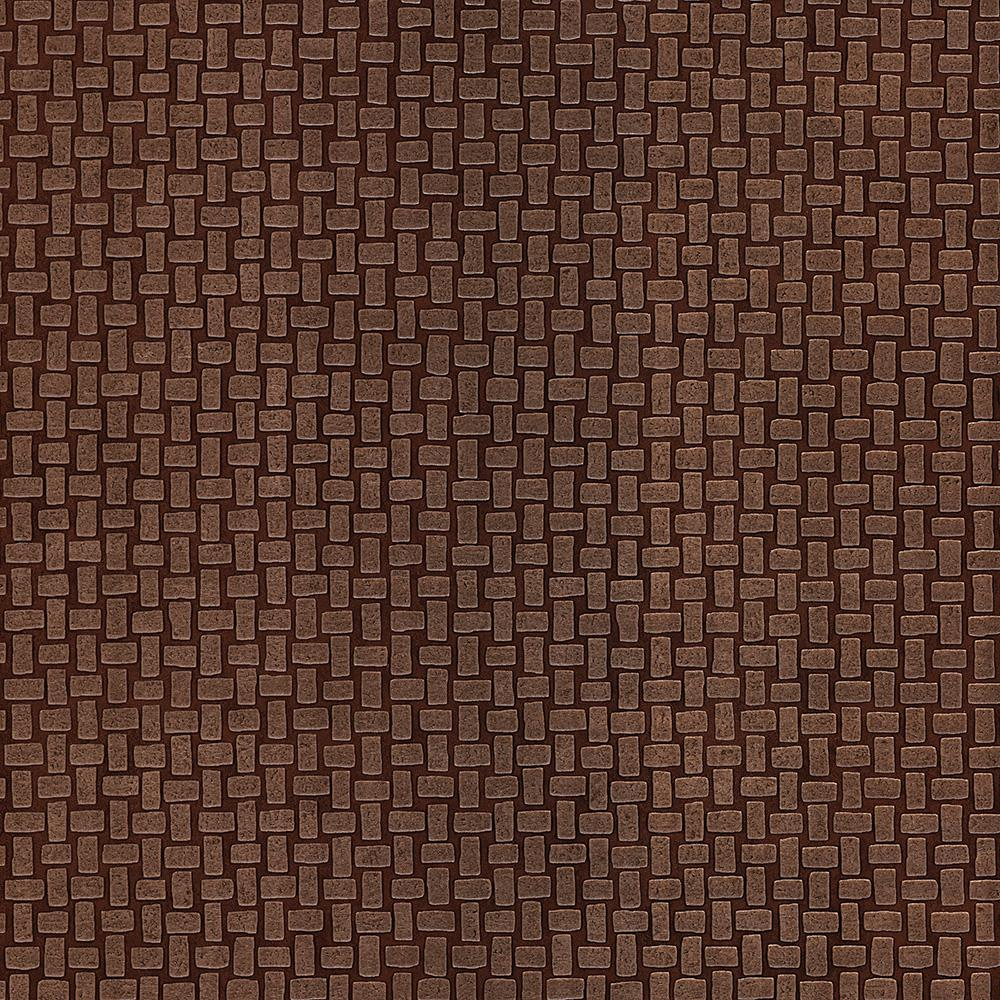 Brewster 8 in x 10 in byzantine copper small tile for Brewster wallcovering wood panels mural 8 700