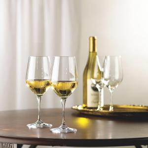 Wine Enthusiast 15 oz. Fusion Classic Chardonnay Wine Glasses by Wine Enthusiast