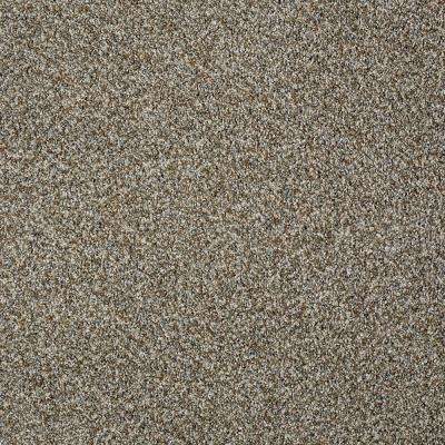 Carpet Sample - Fresh Elegance - Color Soft Touch Pattern 8 in. x 8 in.