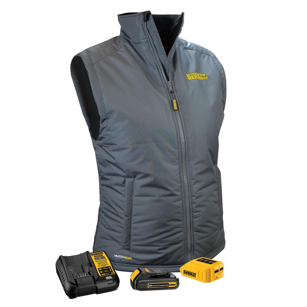 Home Depot Heated Vest