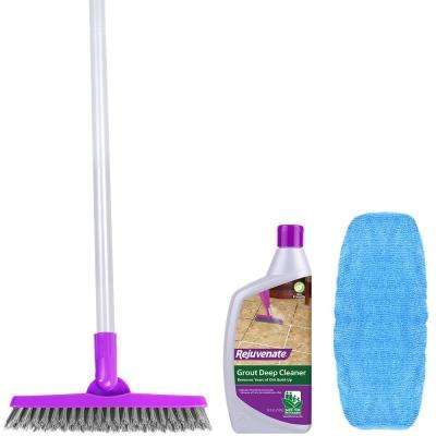 Tile and Grout Cleaner Kit