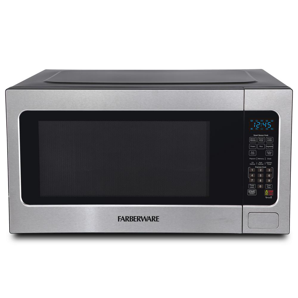 Farberware Professional 2 2 Cu Ft 1200 Watt Countertop