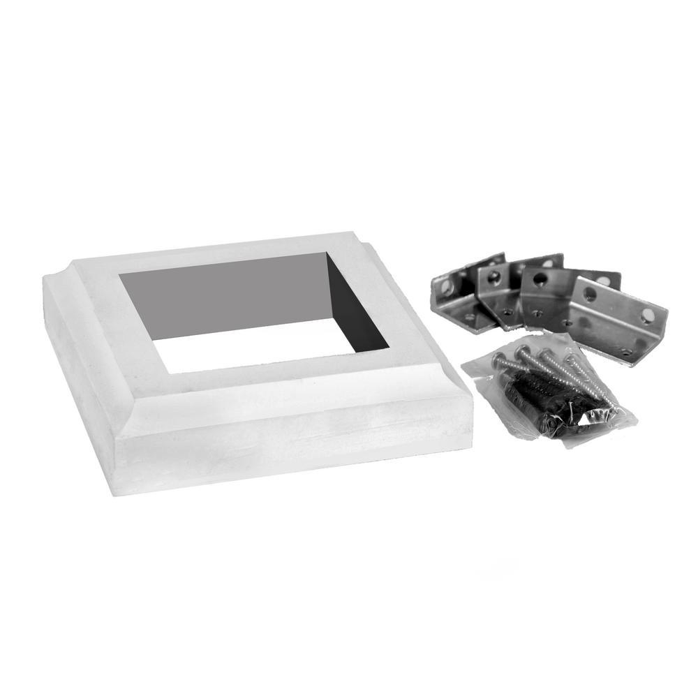 5 in. PVC Fastening Kit
