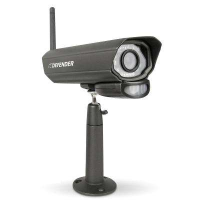 Digital Wireless Standard Surveillance Camera with Night Vision and IR Cut Filter for PHOENIXM2 DVR Security System