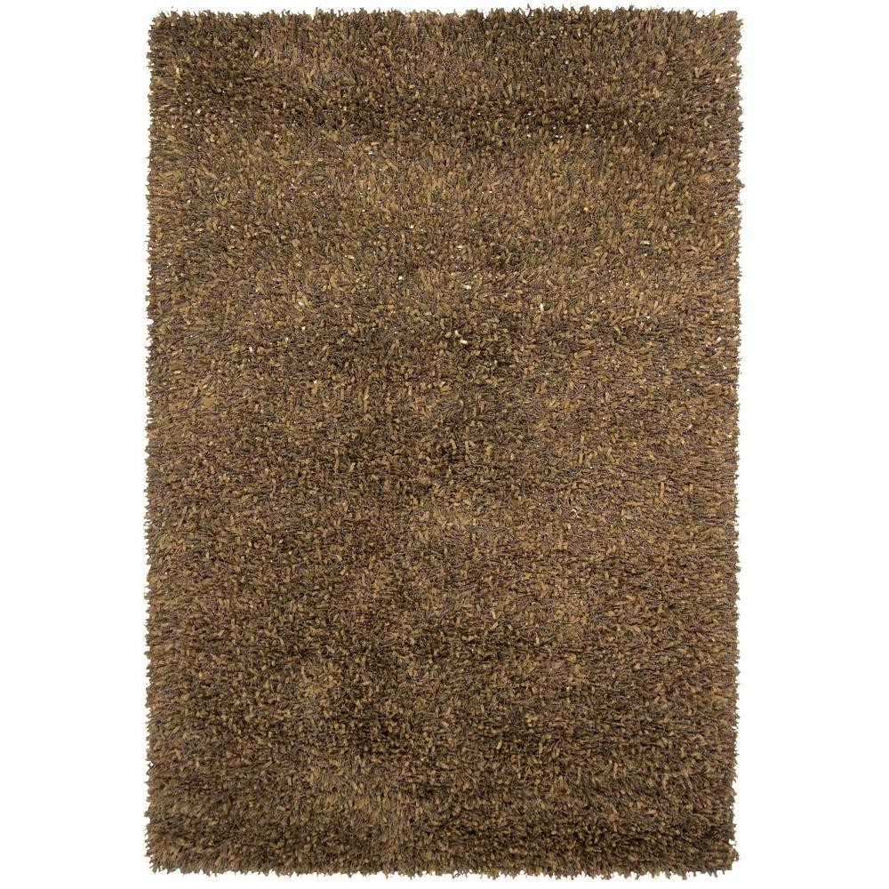 Chandra Gianna Taupe 5 ft. x 7 ft. 6 in. Indoor Area Rug