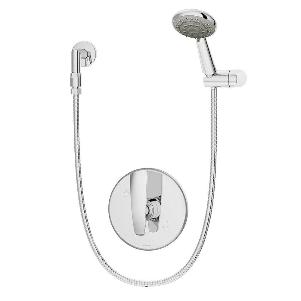 Naru 3-Spray Hand Shower in Chrome