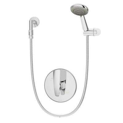 Naru 3-Spray Hand Shower in Chrome