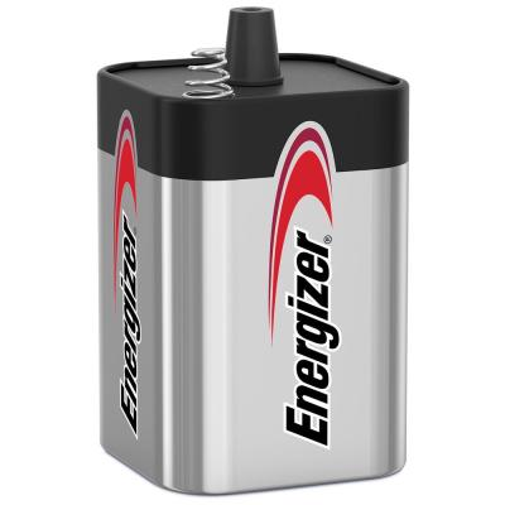 Alkaline 6-Volt Battery