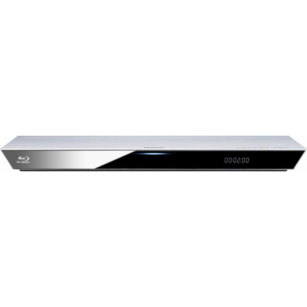 Panasonic Smart Network 3D Blu-Ray Disc Player with Twin HDMI Output