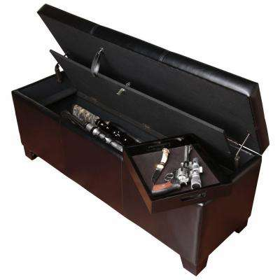 5-Gun Key Lock Concealment Bench