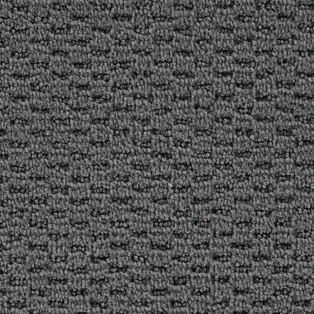 Martha Stewart Living Sandringham Anvil - 6 in. x 9 in. Take Home Carpet Sample