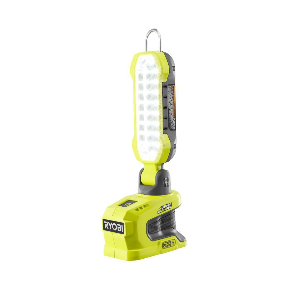 Tool Only 18 Volt Lithium Ion Cordless LED Workbench Light New Ryobi P727 One