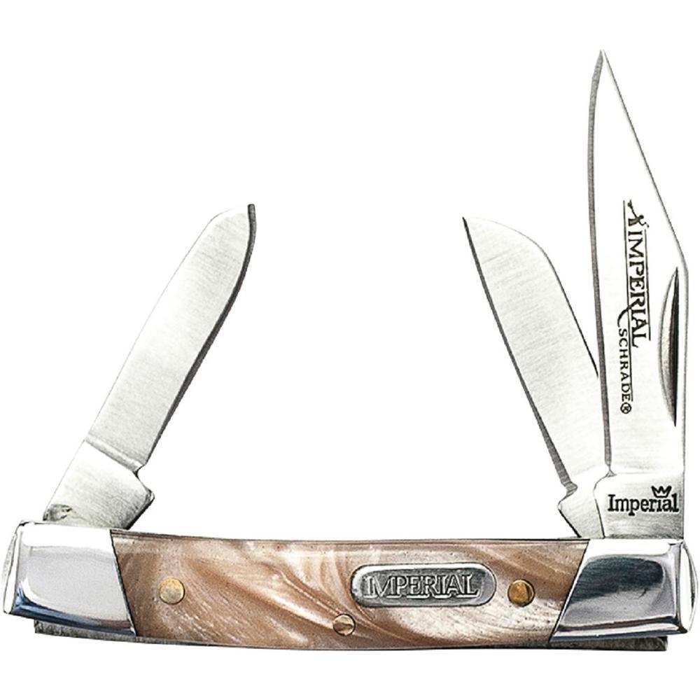 1.8 in. Carbon Steel Carbon Steel Folding Knife