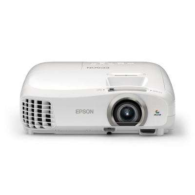 Home Cinema 2040, 1920 x 1080 Full HD 1080p 3D-Ready 3LCD Projector with 2200 Lumens