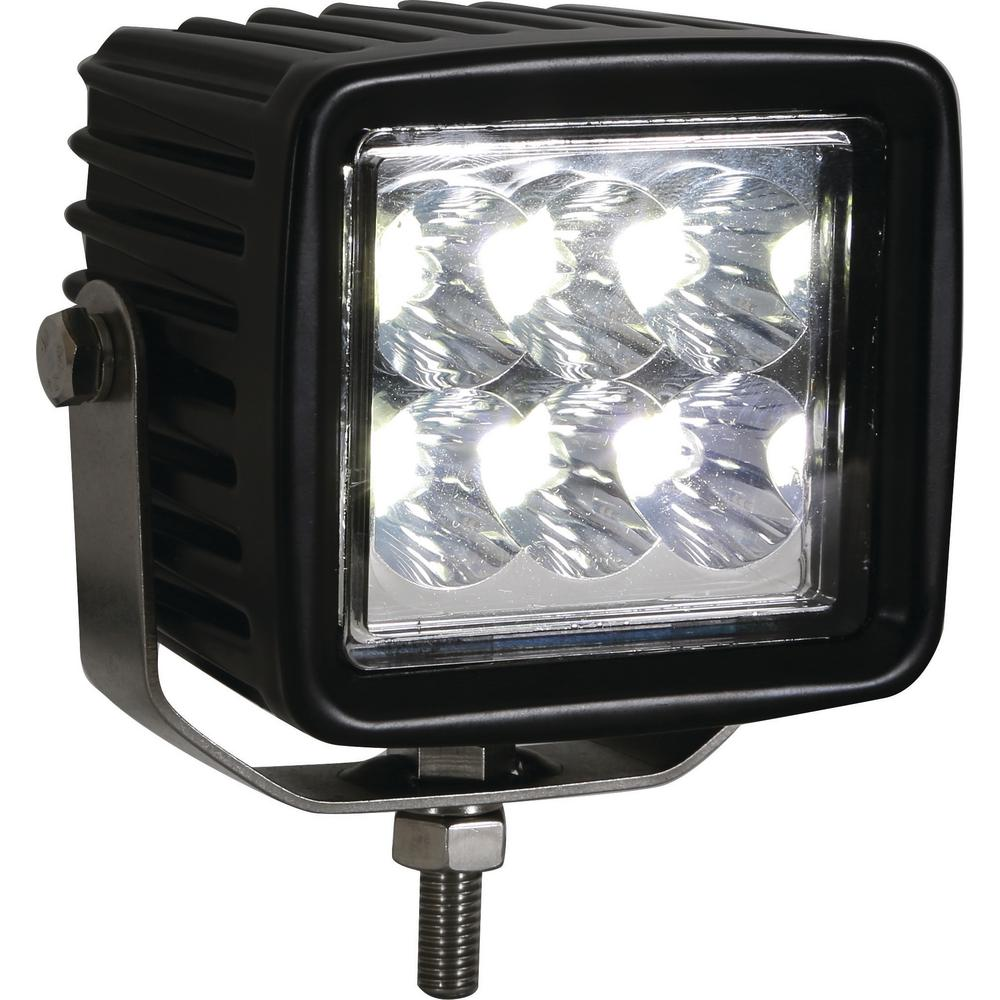 Ers Products Company 3 23 In Square Led Clear Spot Light