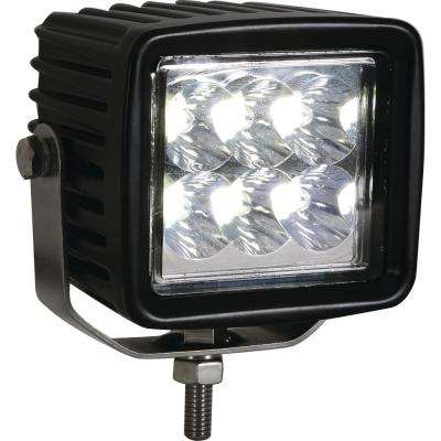 3.23 in. Square LED Clear Spot Light