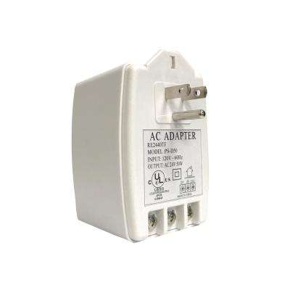 24-Volt AC Adapter for Elite Cameras