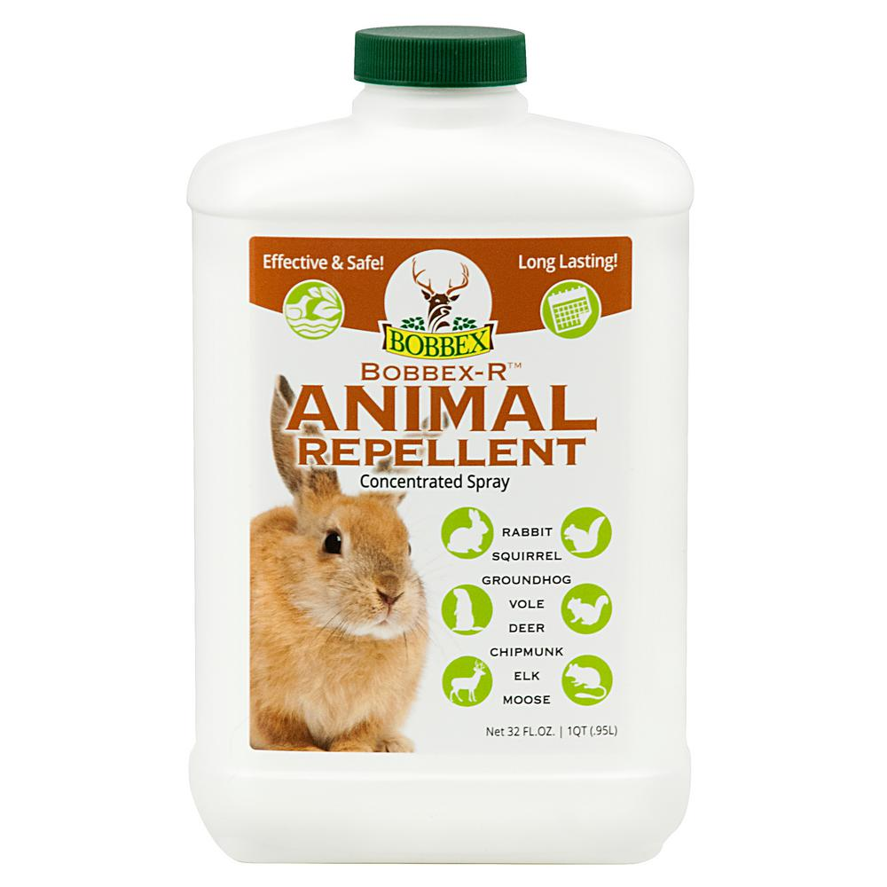 1/4 Gal. Bobbex-R Animal Repellent Concentrated Spray