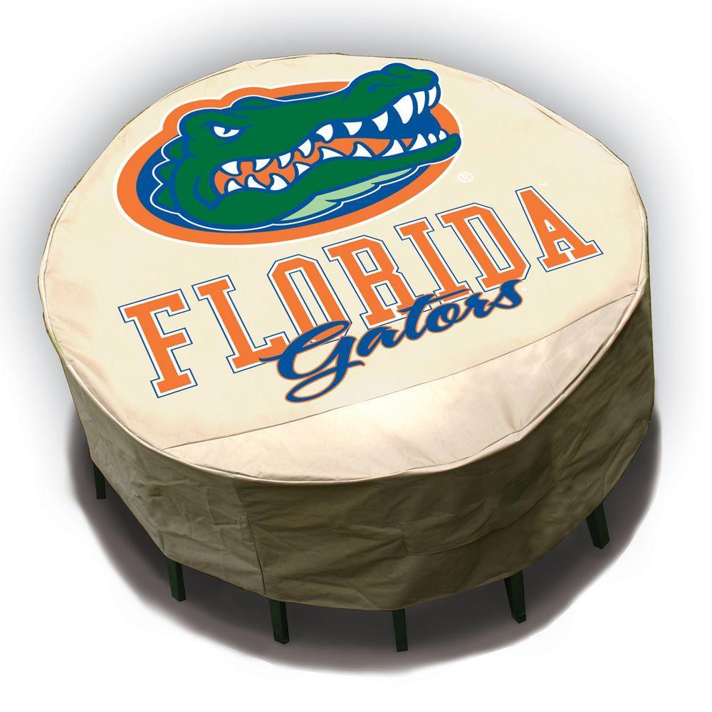 Mr. Bar-B-Q University Of Florida Round Patio Set Cover-DISCONTINUED