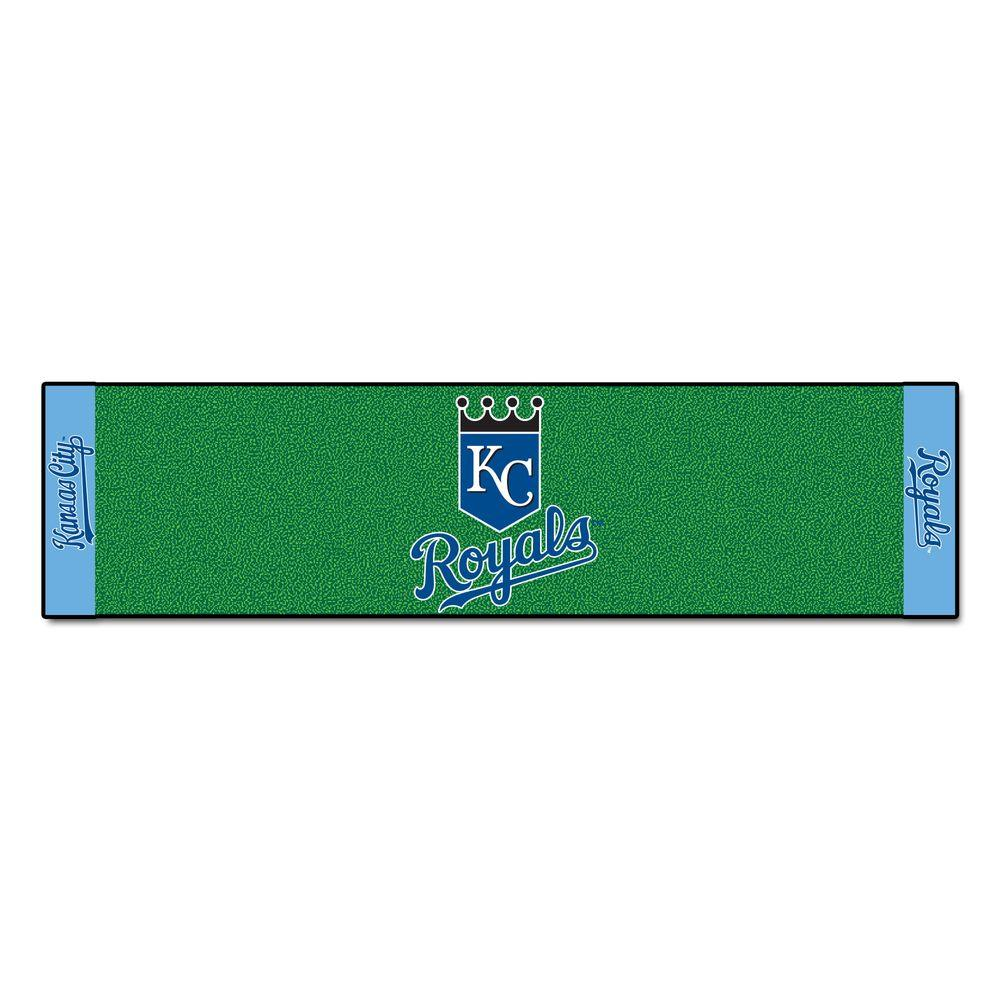 MLB Kansas City Royals 1 ft. 6 in. x 6 ft.