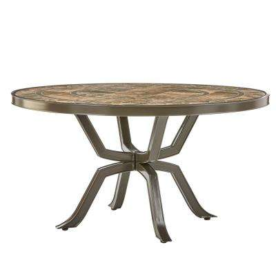 Richmond Hill 54 in. Round Patio Dining Table