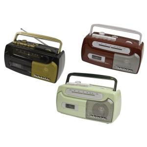 Studebaker Portable Cassette Player/Recorder with FM Radio by Studebaker