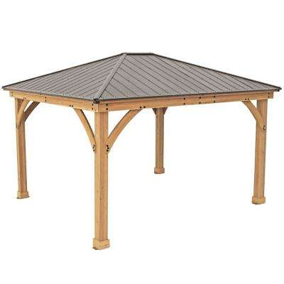 12 ft. x 14 ft. Meridian Gazebo