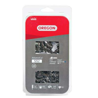 14 in. Chainsaw Chain (2-Pack)