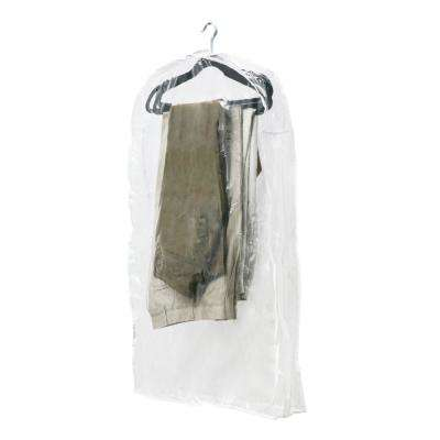 24 in. x 40 in. Crystal Clear Garment Suit Bag