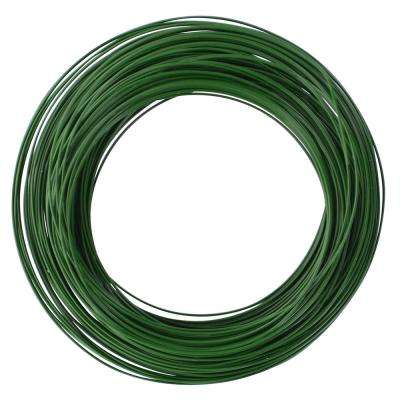 100 ft. 24-Gauge Green Floral Wire Twister