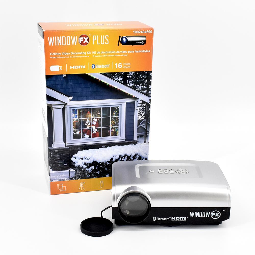 Window FX Plus Projector Kit