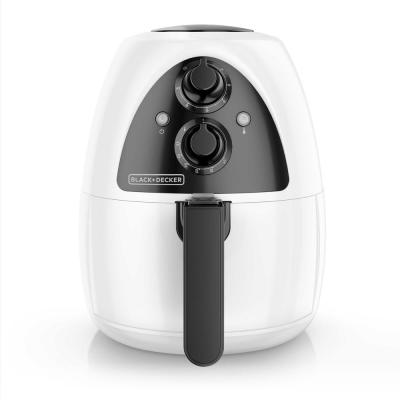 Purifry 2 Qt. White Air Fryer